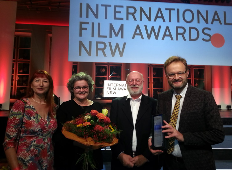 INTERNATIONAL FILM AWARDS NRW